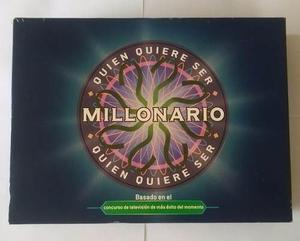 Juego De Mesa Nuevo Quien Quiere Ser Millonario