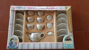 Juego De Té De Porcelana 22 Piezas