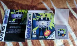 Juego Game Boy Color Men In Black 2