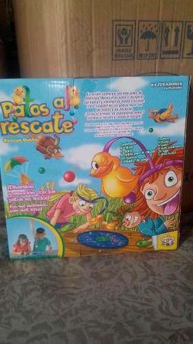 Juego Patos Al Rescate Boing Games