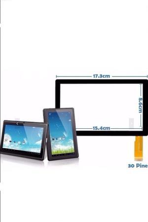 Mica Táctil Tablet 7 China A23 Q88