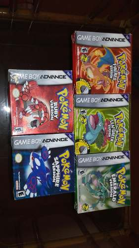 Pokemon Nintendo 64 & Game Boy Advance