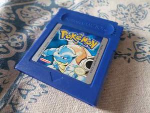 Pokémon Azul Juegos Para Gameboy Color / Advance Cambios