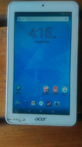 Tablet Acer Iconia One 7 Vendo O Cambio