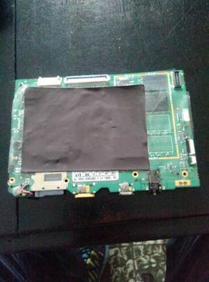 Tarjeta Madre De Tablet Modelo Tb-