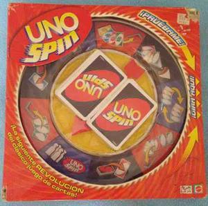 Uno Spin Juego De Mesa Posot Class