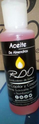 Aceite De Almendras Rdo