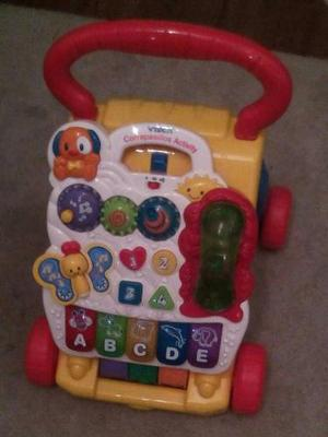 Andadera Para Bebé Marca Vtech