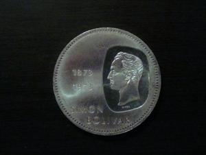 Doblon De Plata, 10 Bolívares