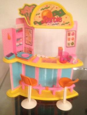 Fuente De Soda Para Barbies Y Ken