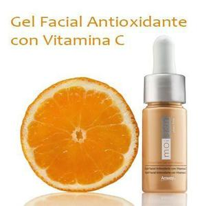 Gel Antioxidante Con Vitamina C Moiskin Amway