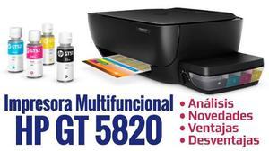Impresora Multifuncional Hp Deskjet Gt