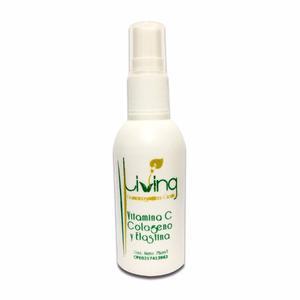Living Vitamina C Colageno Y Elastina Serum Suero Facial