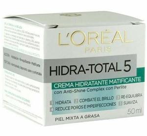 Loreal Hidra Total 5 Crema Hidratante Matificante