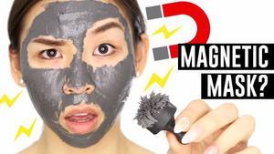 Mascarilla Magnetica Elimina Puntos Negros Magnetic Mask
