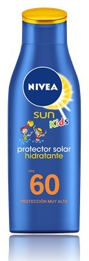Nivea Sun Kids Protetor Solar Fps 60 Hidratante Lo Mejor