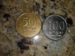 Pequeña Colección Monedas y Billetes