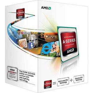 Procesador Amd A Dual-core 3.2 Ghz Socket Fm2