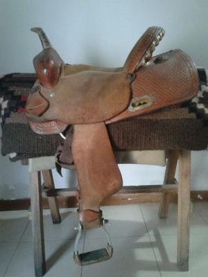 Silla Para Montar Caballo. Americana
