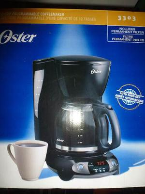 Cafetera Oster Modelo  Sin Caja