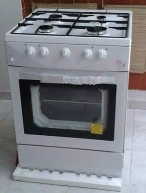 Cocina A Gas 4 Hornillas Nueva En Su Caja Blanca