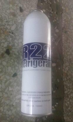 Gas Refrigerante R22. 1kg