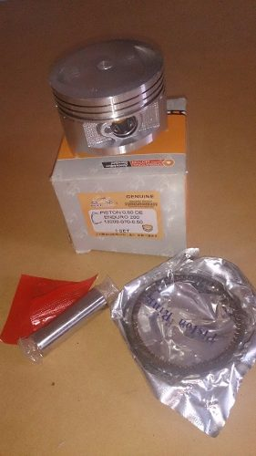 Kit De Piston 0,50 De Enduro 200