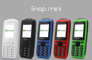 Telefono Celular Smooth Snap Mini