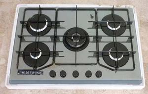 Tope De Cocina A Gas Ariston Vitroceramica 75cm