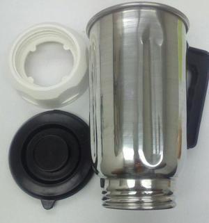 Vaso De Licuadora D Aluminio Original Samuray,tapa,rosca,