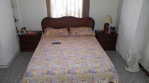 Juego De Dormitorio Con 2 Mesas Penaidora Y Espejo