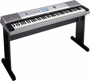 Piano Digital Yamaha Dgx 530 + Hardcase + Stand + Accesorios