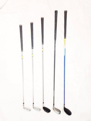 Set De Palos De Golf Tour Series Y Adams