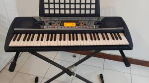 Teclado Yamaha Psr280, Incluye Atril Y Estuche De Semicuero