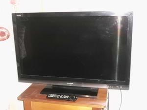 Televisor Lcd Hd Sharp Aquos