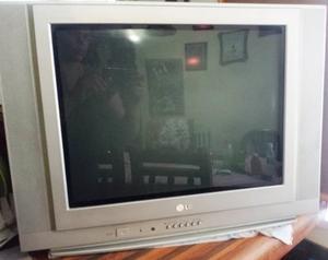 Tv Pantalla Plana Lg Flatron 29 Pulg C/control