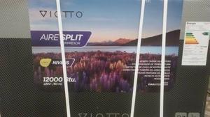 Aire Acondicionado Marca Viotto Split 12 Btu 220v