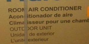 Aire Acondicionado Split De  Btu Nuevo Caja 12 Mil Btu