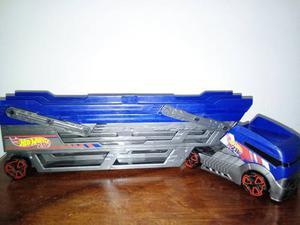 Camión Porta Carros Hot Wheels (usado)