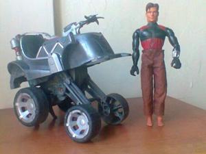 Carro Con Max Steel