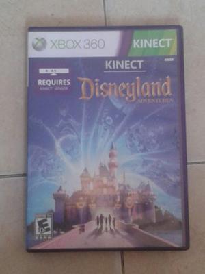 Disneyland Juego Para Xbox
