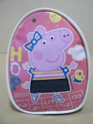 Morralito Mini Morral Bolsito Bolso Niñas Peppa Pig Jetbag