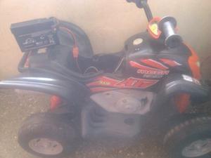 Moto De Bateria De Nino