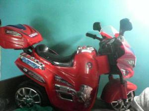 Moto De Bateria Recargable Para Niños