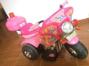 Moto Eléctrica De Las Princesas