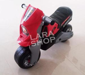 Moto Montable Para Niños Y Niñas