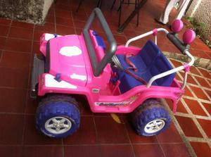 Oferta Jeep De La Barbie