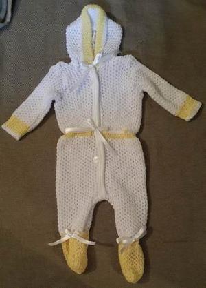 Ropa Para Bebes Conjuntos Tejidos Cocoliso
