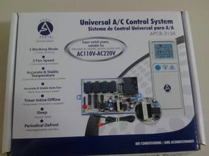 Tarjeta Universal Para Aire Acondicionado v