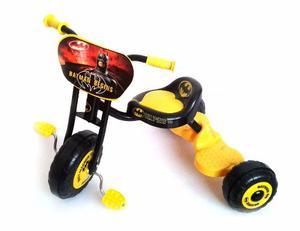 Triciclo Infantil Para Niños De Batman